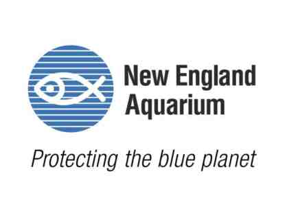 1 Pair of Tickets - New England Aquarium