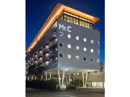 Escape to the C - One night luxury stay at Mr. C Miami Coconut Grove