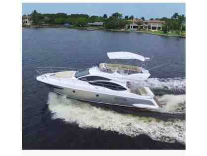 Luxury Yacht Azimut 42 FLY - up to 10 guests
