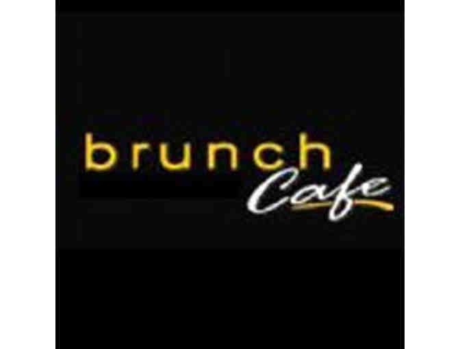 Brunch and a Wine Tasting (for 8)