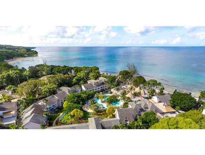 All Inclusive Getaway for Two to Barbados (5 nights, 1 Superior Oceanfront Room)