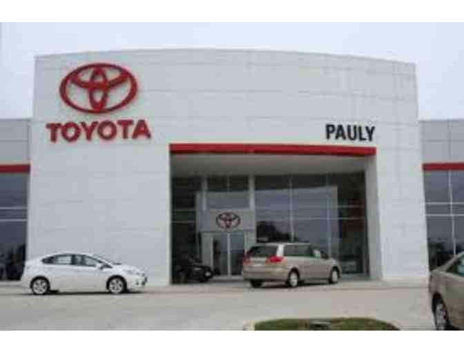 Pauly in Crystal Lake Toyota (Full Car Detail)