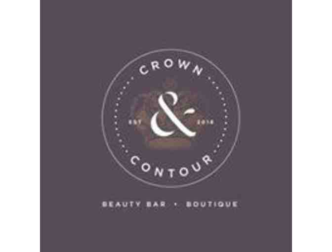 Crown and Contour Beauty Bar and Boutique!