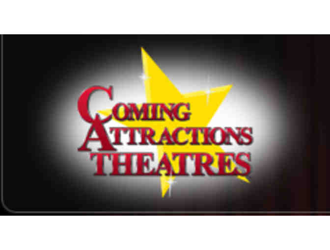 Coming Attractions Movie Gift Card - $25 Value   -Card #2 - Photo 1