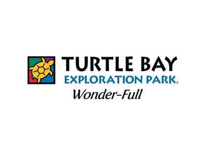 Turtle Bay Exploration Park- 2 Tickets