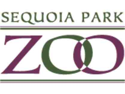 Sequoia Park Zoo - Certificate for Family Membership