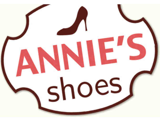 Annie's Shoes $25 Gift Certificate #2 - Photo 1