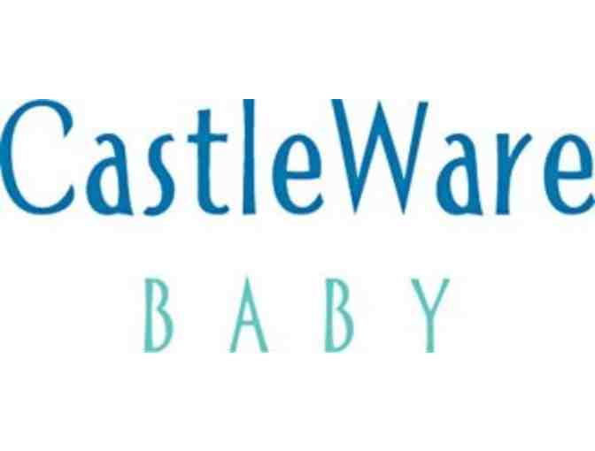 Castleware Baby $75 Gift Certificate #2 for On-Line Orders - Photo 1