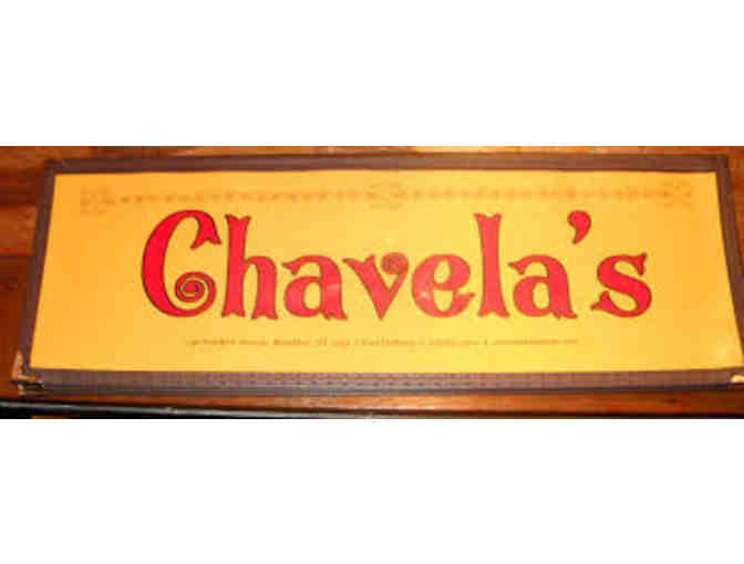 Chavela's - $25 Gift Certificate, #3 - Photo 1