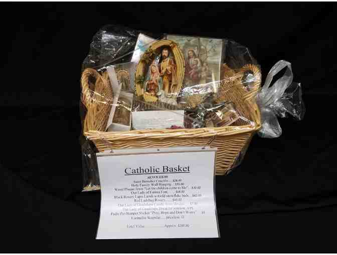 Catholic Basket - Photo 2