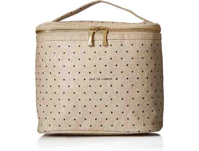 "Kate Spade ""Out to Lunch"" Lunch Tote - Photo 1"