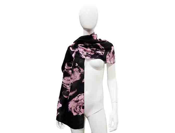 Dali's Rose Scarf - Photo 1