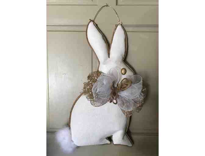 Door Hanging - Easter Bunny by Ginger Comeaux - Photo 1