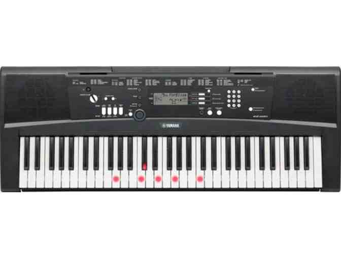 Yamaha Keyboard + Adapted Music Lessons - Photo 1