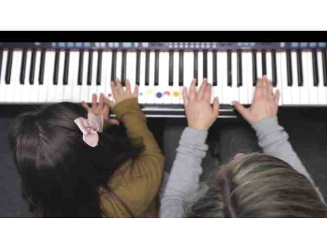 Yamaha Keyboard + Adapted Music Lessons - Photo 2