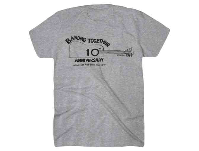 Banding Together 10th Anniversary T-shirt - mens - Photo 1
