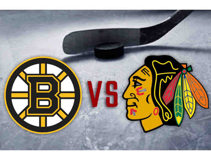 Boston Bruins Game & Dinner in Boston's Historic North End