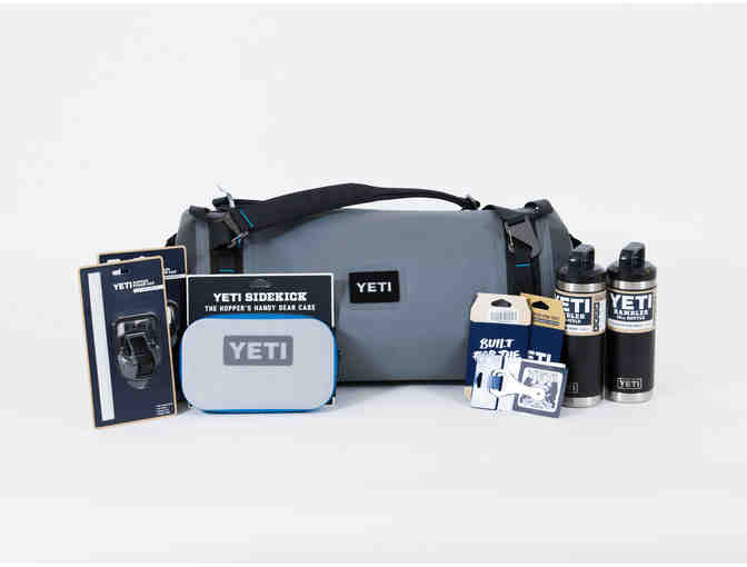 Yeti Outdoor Gear Package