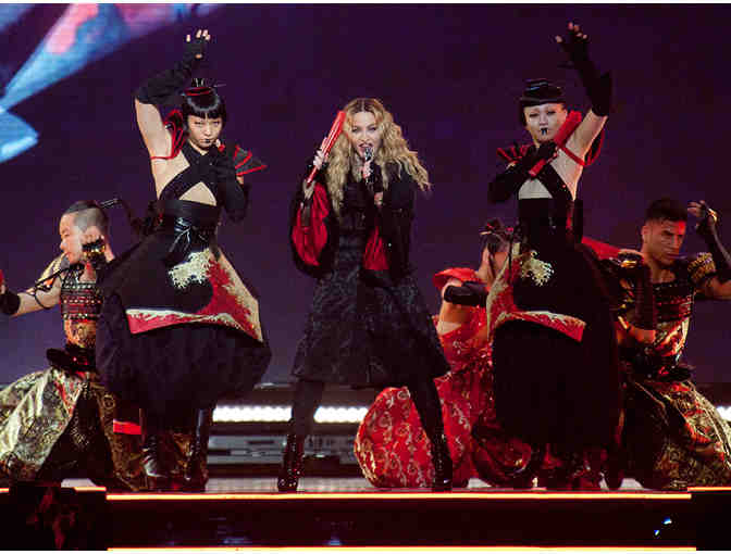 Madonna in Philly!