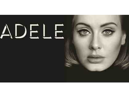 Adele concert tickets