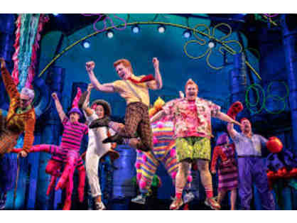 SpongeBob SquarePants: The Broadway Musical at PPAC