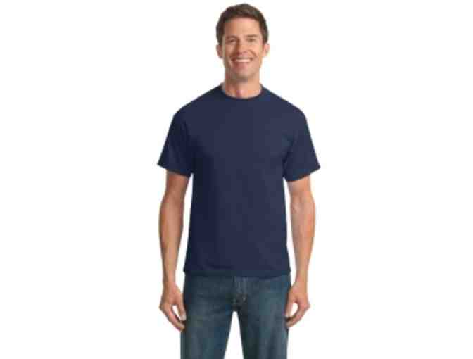 48 T-Shirt package NAVY assorted sizes from Bend Embroidery - Photo 2