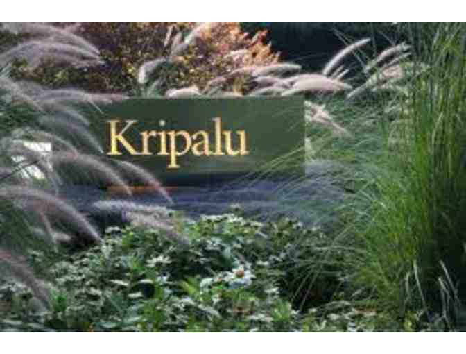 Signature Retreat for One at Kripalu Center for Yoga and Health