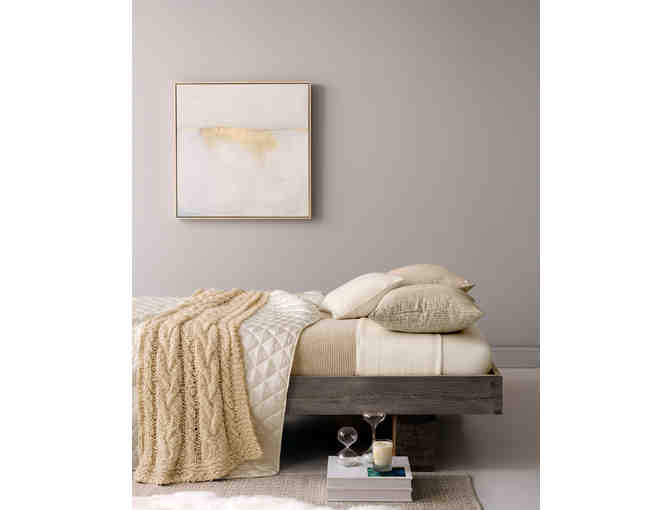 Coverlet & Sheets from Pine Cone Hill Outlet