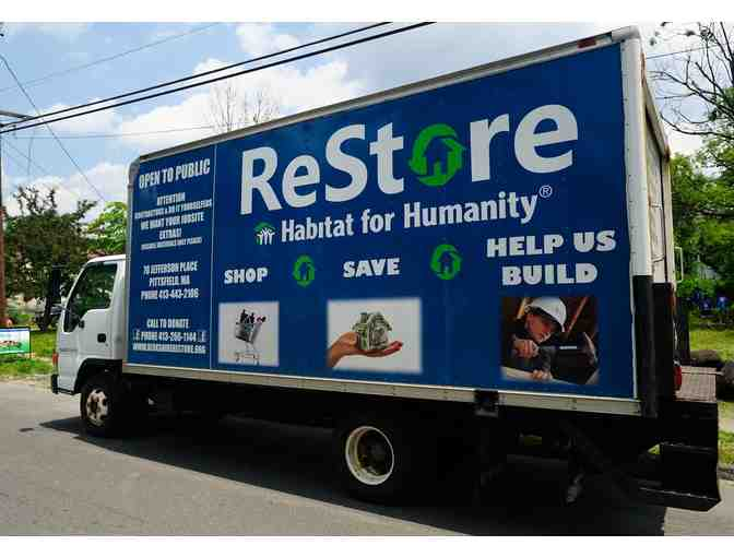 $25 Voucher to Habitat for Humanity ReStore