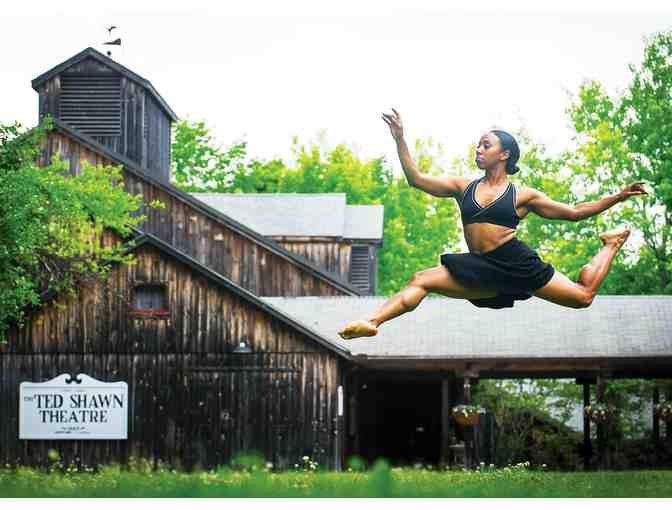 Two Tickets to  Jacob's Pillow Dance Festival