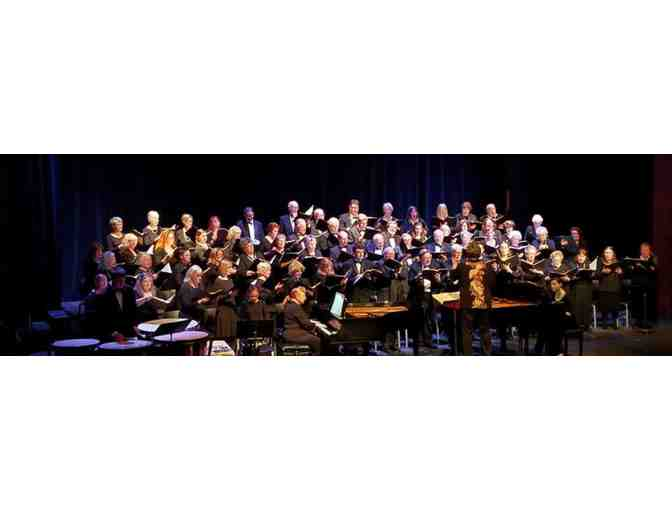 Singing Scholarship &  Spring Concert Tickets at Berkshire Concert Choir