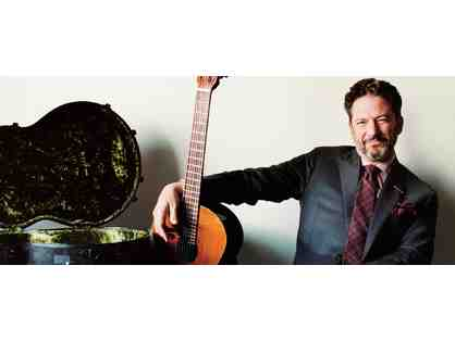A Pair of Tickets to John Pizzarelli Big Band Show at the Mahaiwe Performing Arts Center