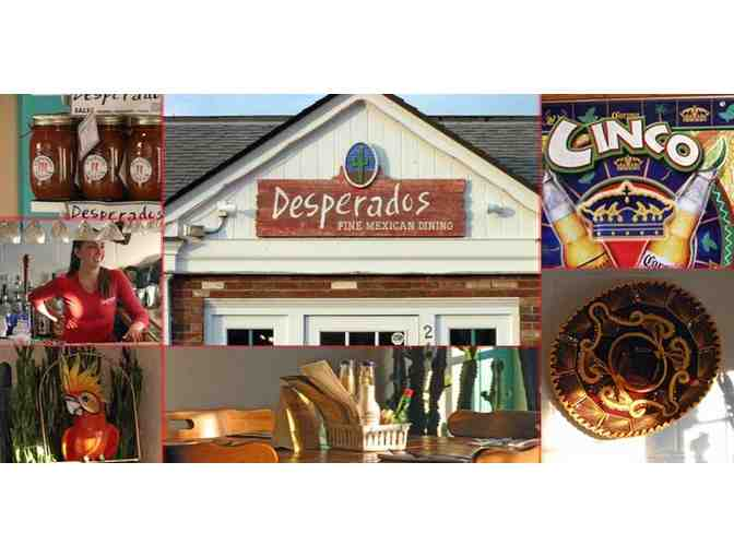 $25 Gift Card to Desperados Fresh Mexican Grille - Photo 1