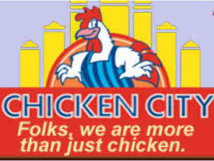 Chicken City | Chicken for a Year
