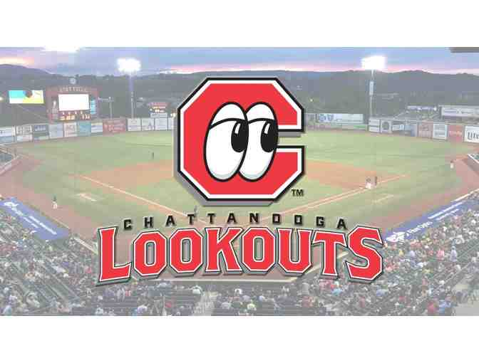 Chattanooga Lookouts | Four Tickets - Photo 1