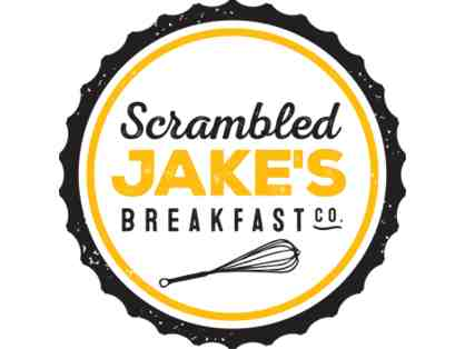 Scrambled Jake's | Gift Card (2 of 2)