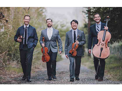 Four Tickets to a Concert at Caramoor