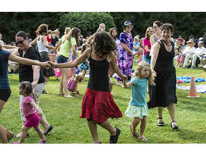 Family Concert (Four Tickets) Targeted to Toddlers to Preteens