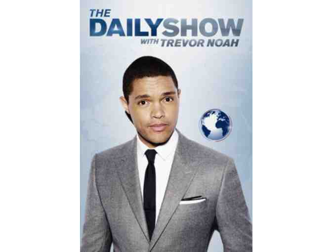 Four VIP tickets to a taping of The Daily Show with Trevor Noah