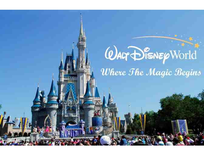 Walt Disney World One-Day Park Hopper Passes