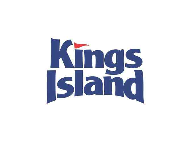 4 Admission Tickets to Kings Island Amusement Park