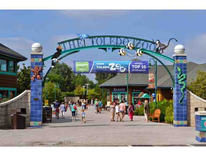 Toledo Zoo Family Membership
