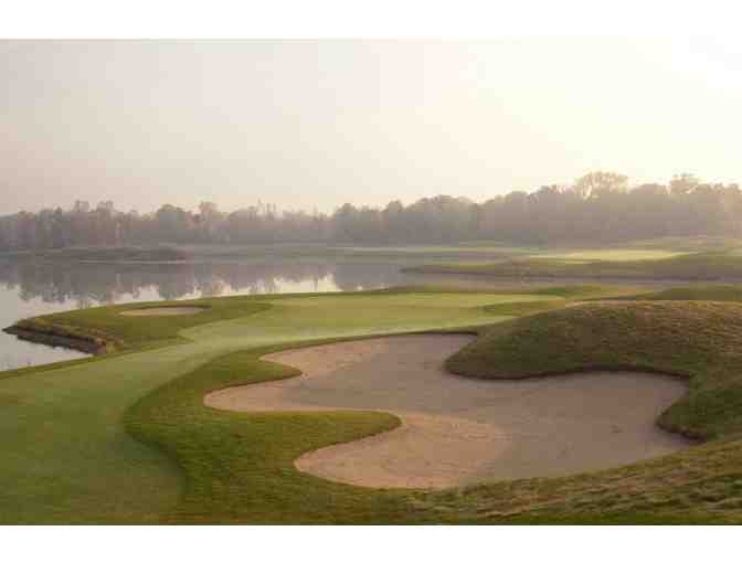18 Holes of Golf and a Cart for Two at Bucks Run