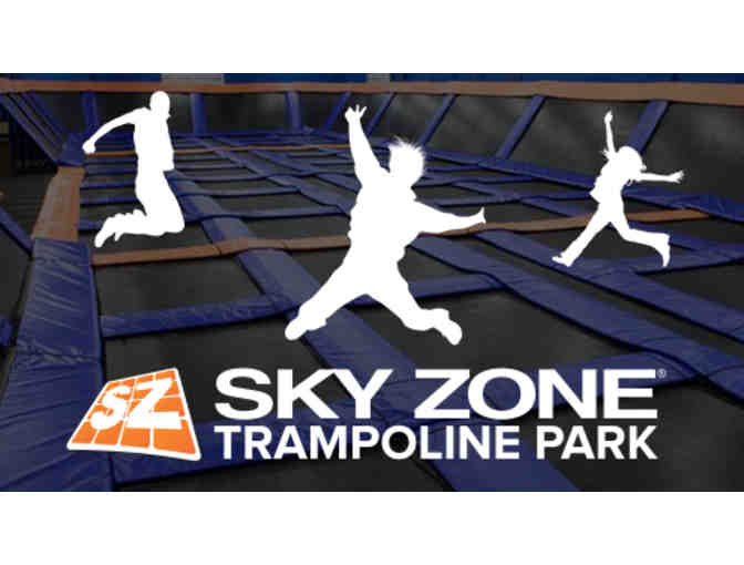 Sky Zone Family Fun Package