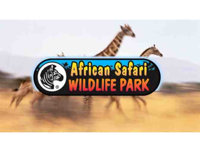 African Safari Wildlife Park VIP Car Pass