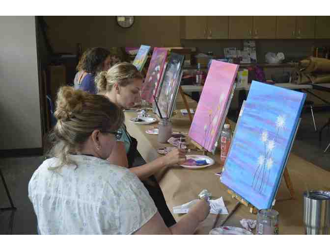 Painting the Town: Private Painting Class up to 20 people!
