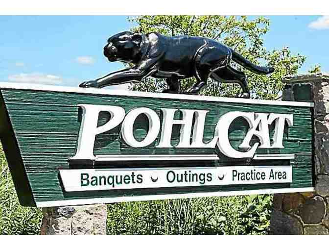 Round of Golf for Two at PohlCat