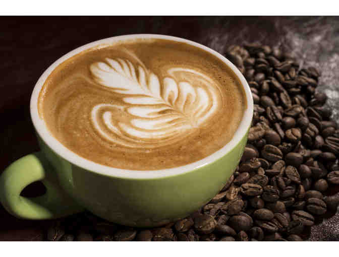 $10 Live Oak Coffeehouse Gift Card
