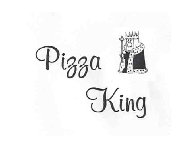 Lunch Special from Pizza King