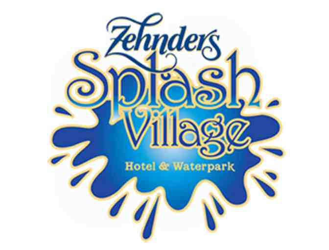 Zehnder's of Frankenmuth Splash Village Hotel & Waterpark Package